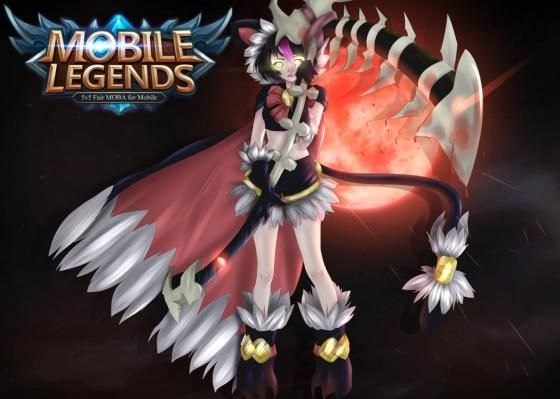 League Of Legends Cat Girl