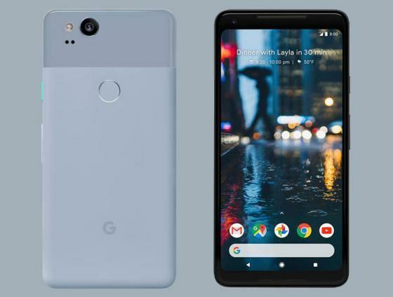 smartphone-bezel-less-2017-google-pixel-2-xl