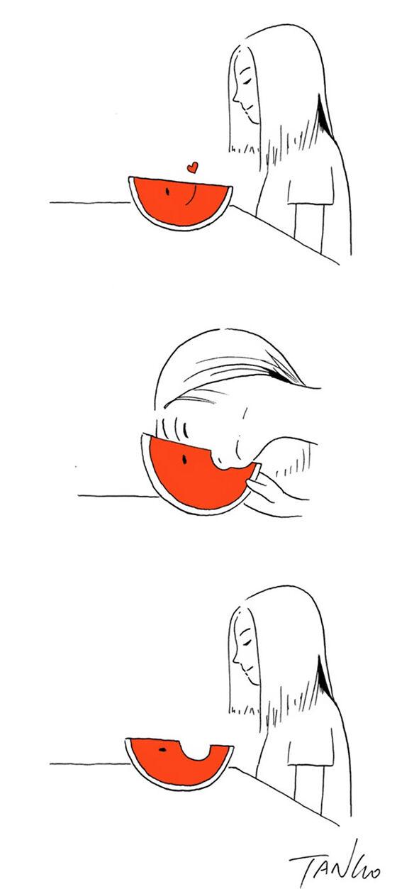 Ciuman Yang Mengerikan