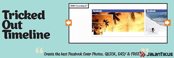Cara Menyambungkan Foto Cover Dengan Profile Picturre 0