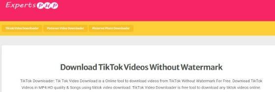 Cara Mengunduh Video Tiktok Tanpa Watermark Di Telegram 9f740