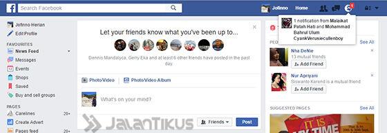 Mematikan Autoplay Video Facebook Di Pc 1