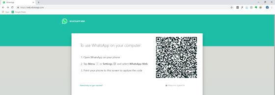 Cara Menggunakan Whatsapp Web 2ef39