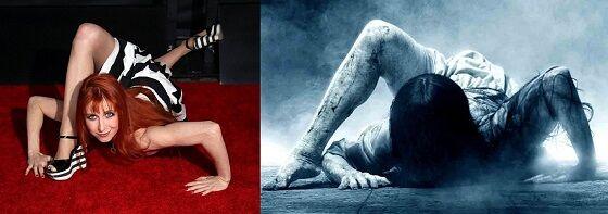 Bonnie Morgan Sebagai Samara Di Film Rings 7a745