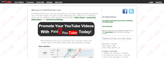 Paid2youtube 85391