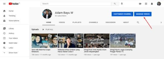 Cara Menambah Sub Indo Di Youtube 6173d