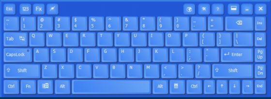 Virtual Keyboard Windows 9cf18