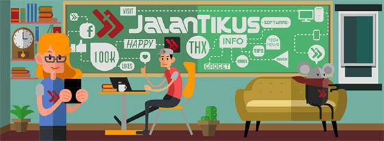 Official Account Jalantikuscom