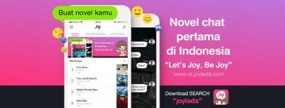 Aplikasi Baca Novel Online Joylada 0e36d