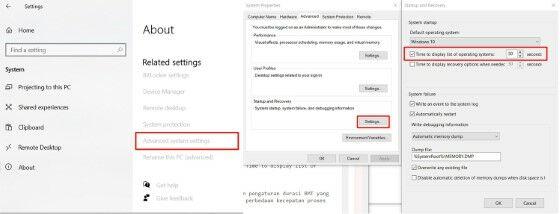 Cara Mempercepat Startup Windows 10 Custom 869f4