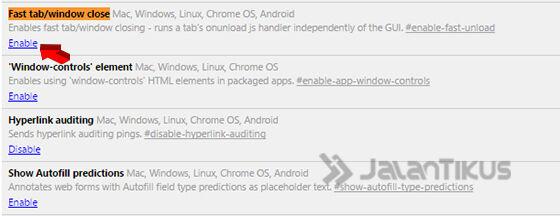 Cara Mempercepat Koneksi Internet Google Chrome 9