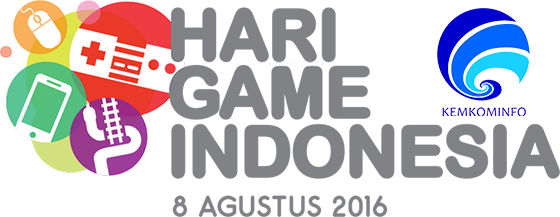 Logo Hari Game Indonesia Hargai