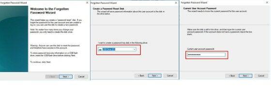 Langkah Dua Buat Reset Password Disk Custom 1e092