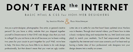 Situs Belajar Web Design Gratis 1