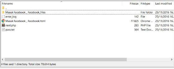 Cara Membuat Fake Login Script Hack Fb 04 5ca82