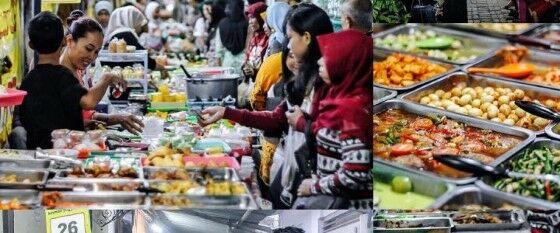 Pasar Ramadhan Kauman 93d0c