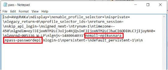 Cara Script Hack Fb Terbaru 2020 100 Works Jalantikus