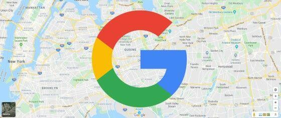 Google Maps 543d6