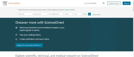 Sciencedirect 84bdc