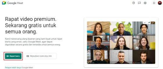 Cara Download Google Meet Melalui Laptop 7bb1d