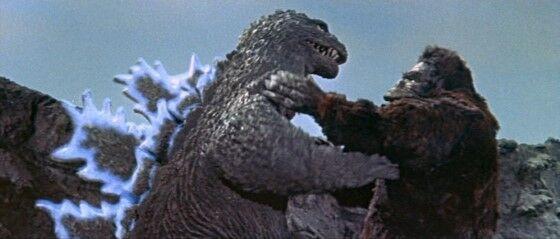 King Kong Vs Godzilla Ba6fb