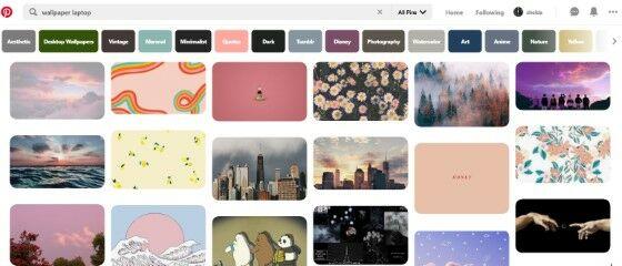 Cara Download Gambar Di Pinterest Dc526