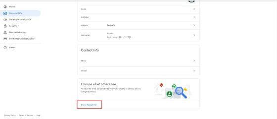Cara Menghapus Foto Profil Gmail Di Laptop Ef2d8