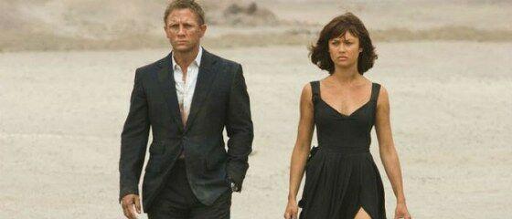 Film James Bond Quantum Of Solace 7049a