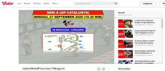 Motogp Live Streaming Youtube Efd6e