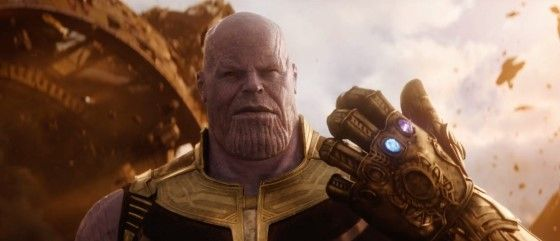 Mcu Villain Thanos 19397