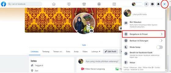 Cara Mencari Akun Facebook Yang Hilang 63c73