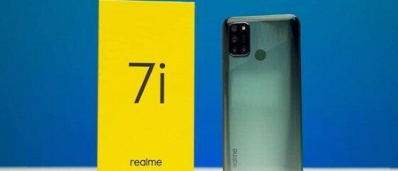 Spesifikasi Realme 7i 2501c