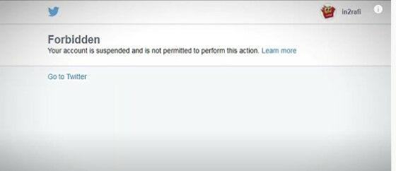 Cara Mengembalikan Akun Twitter Suspend Permanen 3ef7f