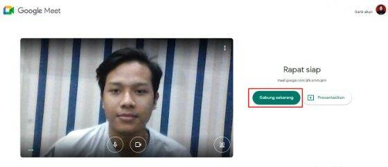 Cara Download Google Meet Lewat Laptop B968f