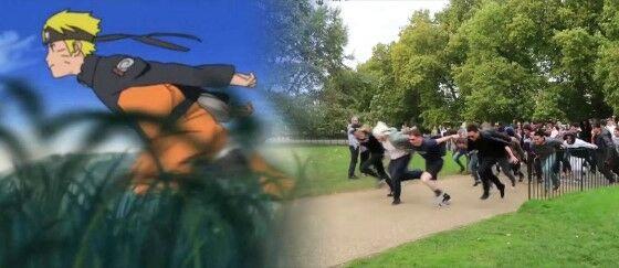 Area 51 Naruto Run Bcfdf