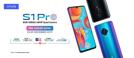 Pre Order Vivo S1 Pro Launching 036e0