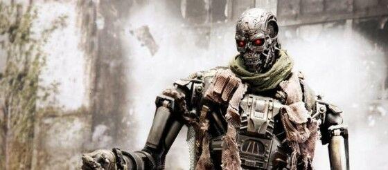 AS Uji Coba Robot Perang Terminator Fb5ac
