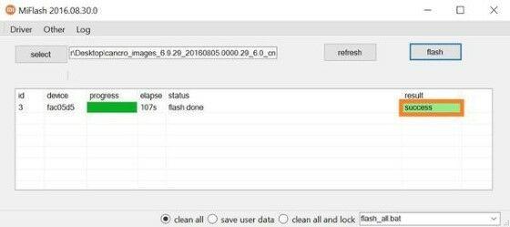 Cara Downgrade MIUI 3591d