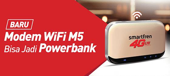 Modem Wifi Smartfren 6