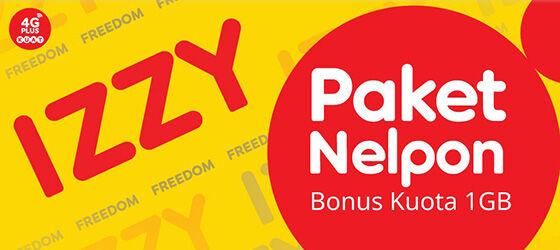Paket Internet Indosat Freedom Izzy 9ca46