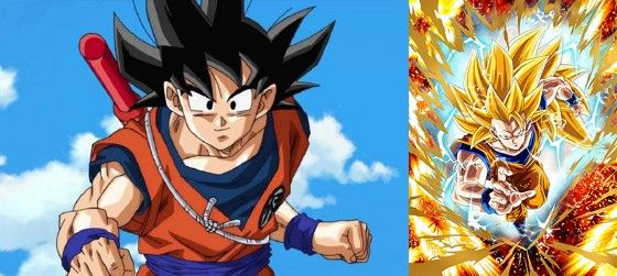 Transformasi Karakter Anime Paling Keren 6