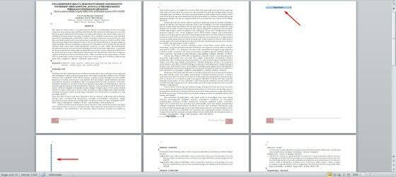 Cara Mengahpus Halaman Kosong Di Microsoft Word 2010 Custom 05e9e