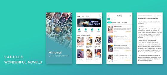 Apk Baca Novel Hinovel 8ba85