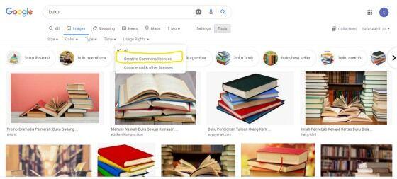 Cara Download Gambar Di Google Creative Common 3 2b6d4
