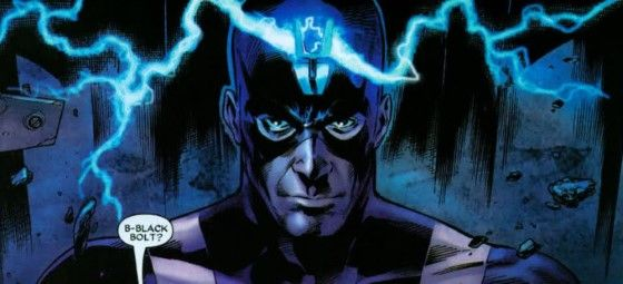 Black Bolt Superhero Yang Membunuh Orang Tuanya 3c06a