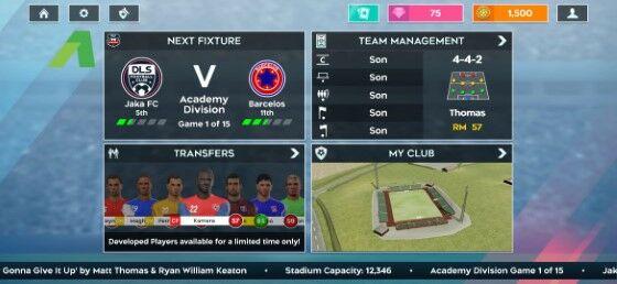 Download Dream League Soccer 2020 Mod Money Apk Obb 81a35