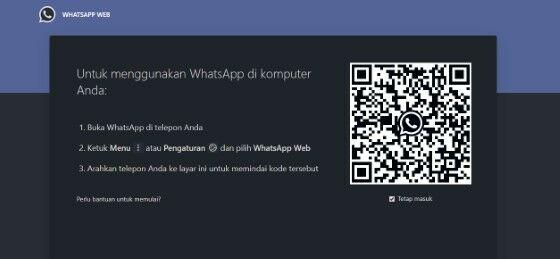 Dark Mode Whatsapp A97a1