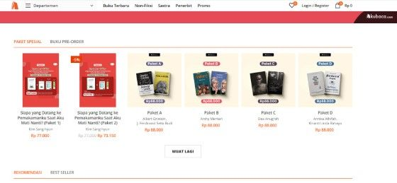 Toko Buku Online Gramedia 10197