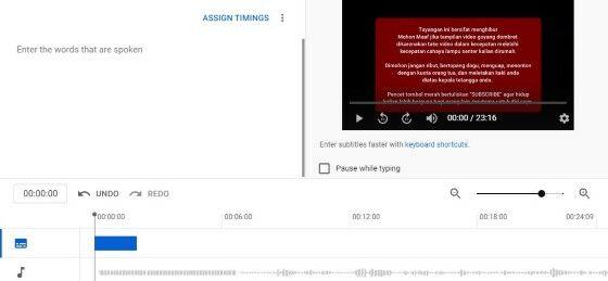 Cara Membuat Subtitle Bahasa Indonesia Di Youtube Ba46d