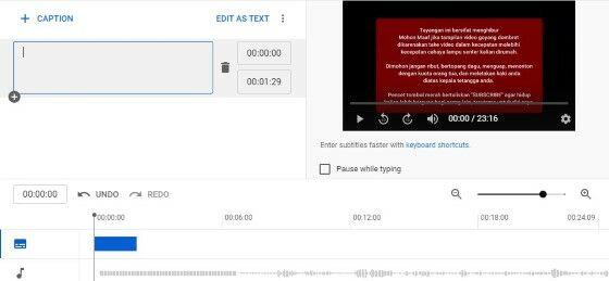 Cara Menambahkan Subtitle Bahasa Indonesia Di Youtube 14cb4